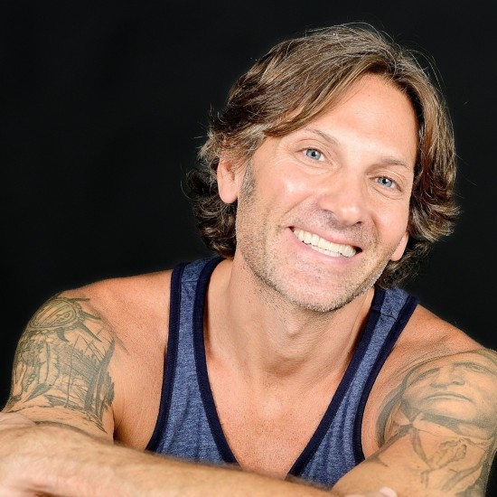 Eric Paskel -- Founder of Electric Soul Yoga, International Yoga Teacher, Marriage/Family and Child Counselor, Motivational Speaker