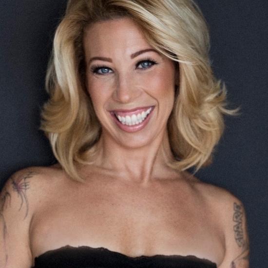 Kimberly Rosenberg -- Founder of First Light Beauty, International Yoga Teacher, Makeup Artist, Counselor/ Advocate, Surfer