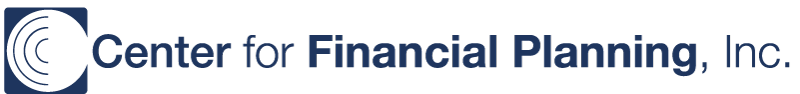 Center for Financial Planning, Inc.