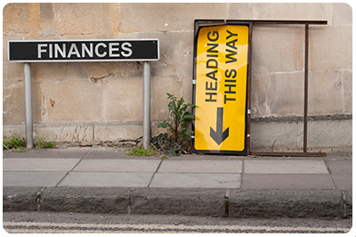 3 steps for coping with financial roadblocks center for financial going through a divorce or changing jobs can put your life in a spin that wasnt in your plan so whats next getting financial facts together solutioingenieria Gallery