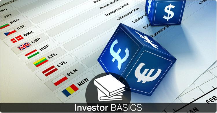 Investor Basics Exchange Rates Center For Financial Planning Inc