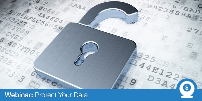 January 2018: Protect Your Data