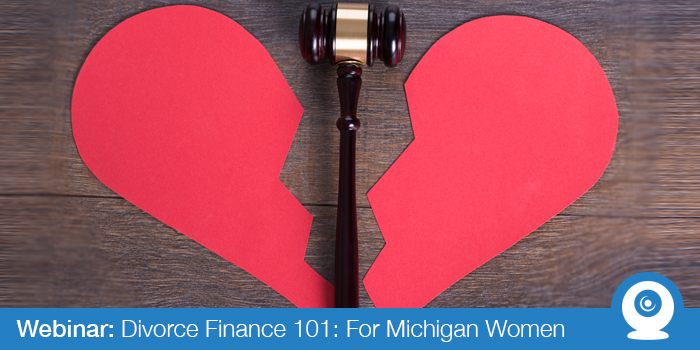 December 2017: Part 3: Divorce Finance 101