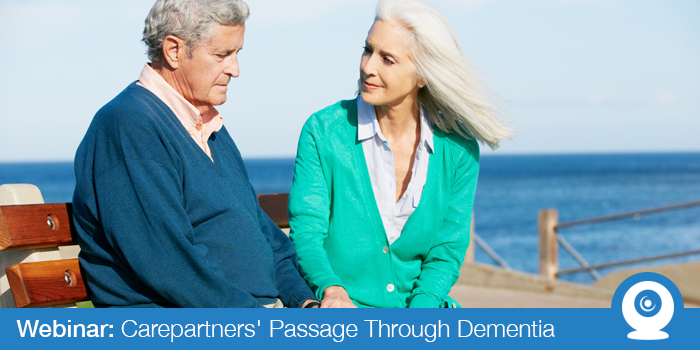 March 2018:  Carepartners Passage Through Dementia