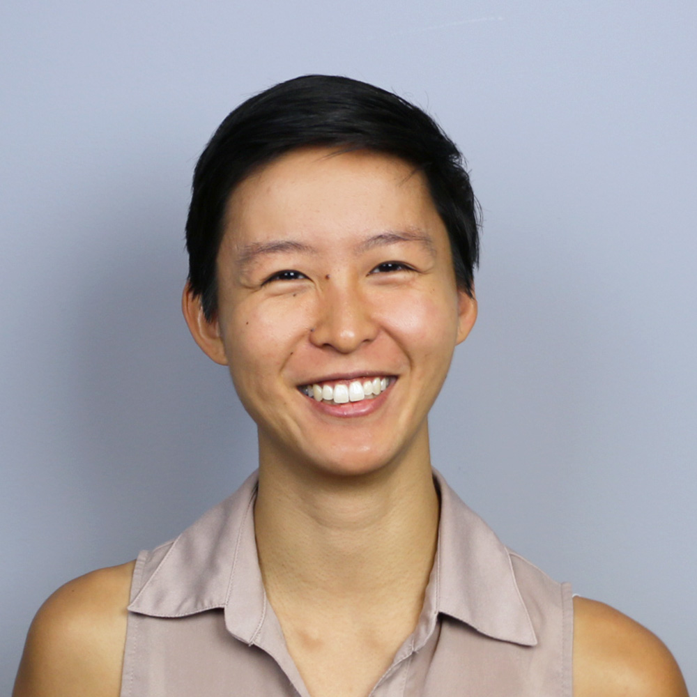 Betty Huang</br>Lead Designer