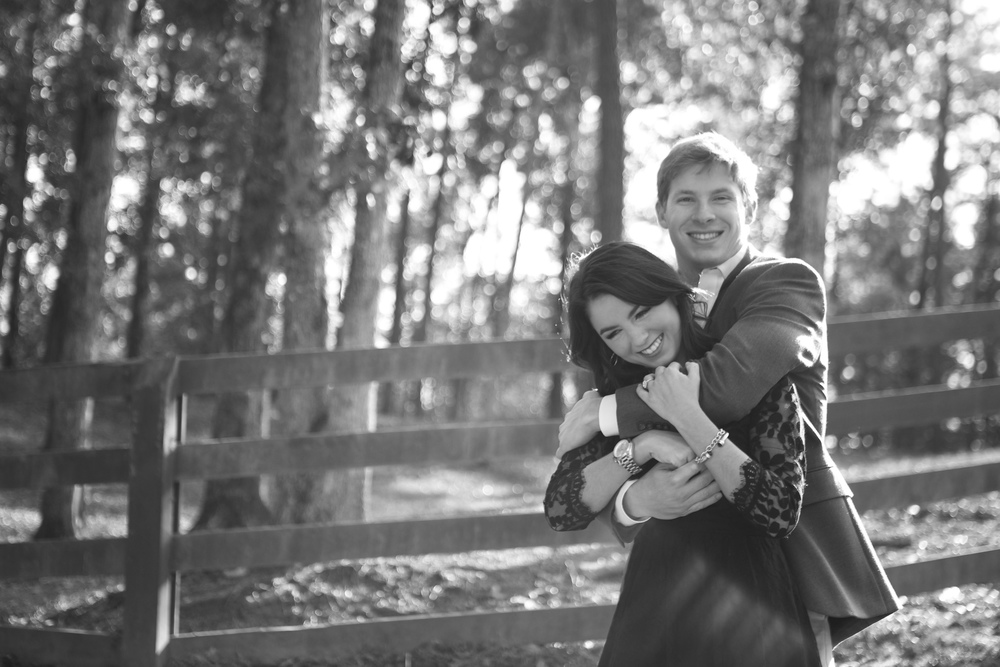 Kaitlyn & Johnny | Engagement | Handley Breaux Designs | Arden Photography