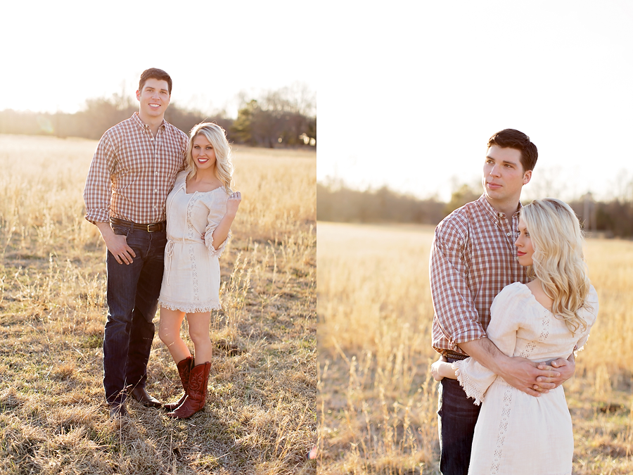 Handley Breaux Designs | Magen Davis Photography | Enagement Session