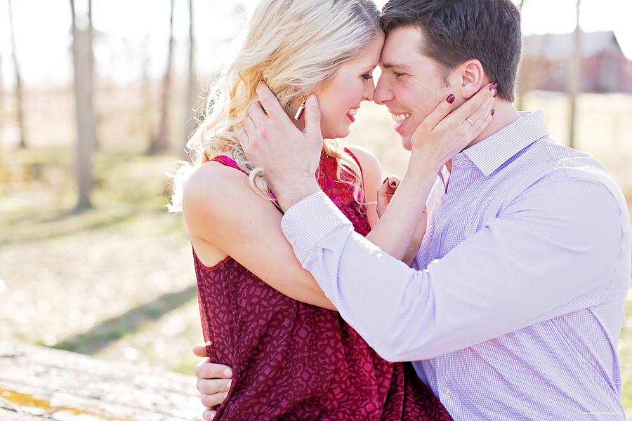 Handley Breaux Designs | Magen Davis Photography | Engagment Session