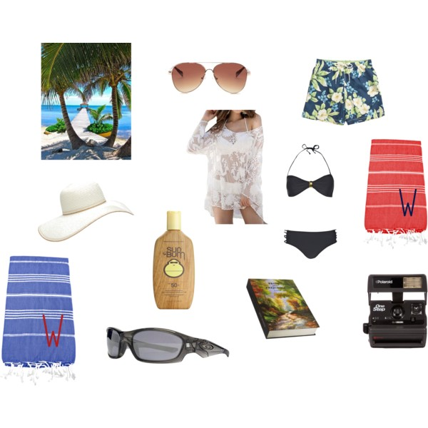 Tropical Honeymoon Pack List