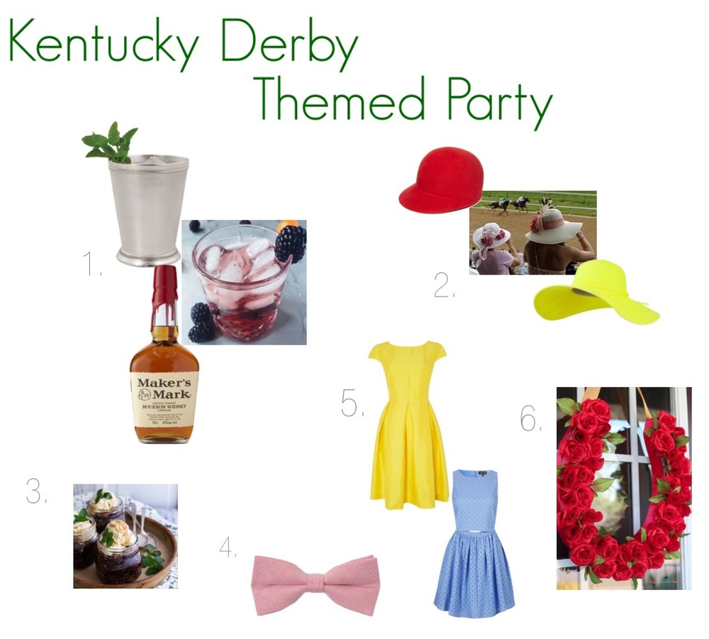 Kentucky Derby Themed Party | Handley Breaux Designs