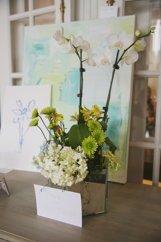 Floral Design : Troy Rhone