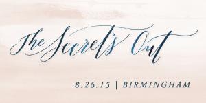 handley breaux designs | the secret's out | birmingham events | kelly cummings