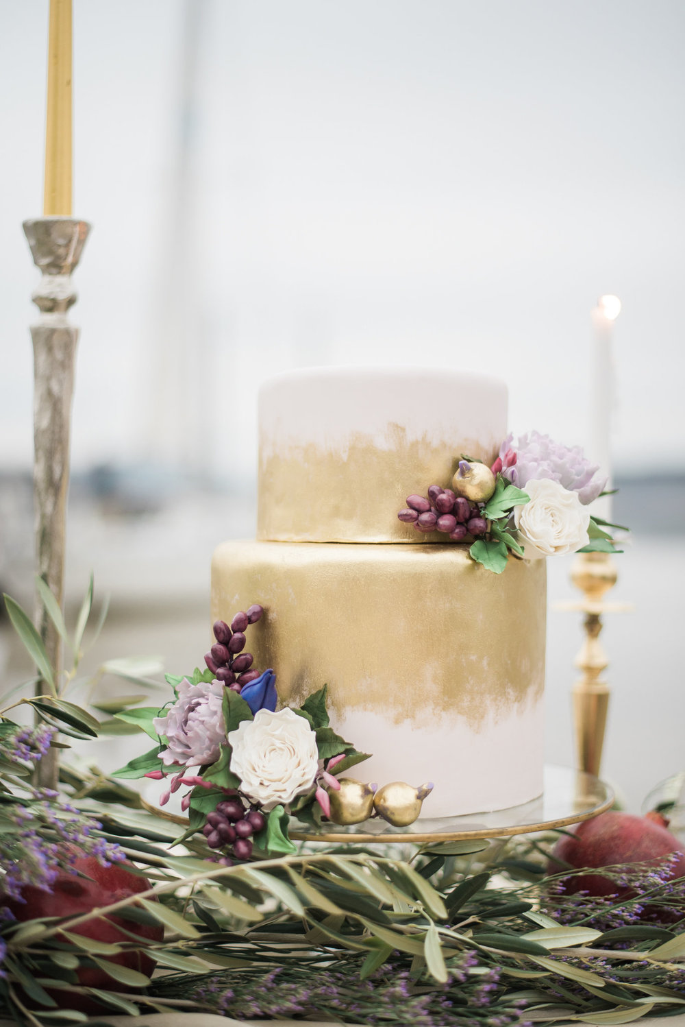 Gia's Cakes | Eric & Jamie Photography | Handley Breaux Designs