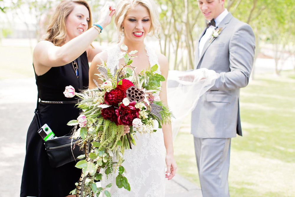 Handley Breaux Designs | Handley McCrory | Magen Davis Photography | Birmingham Wedding