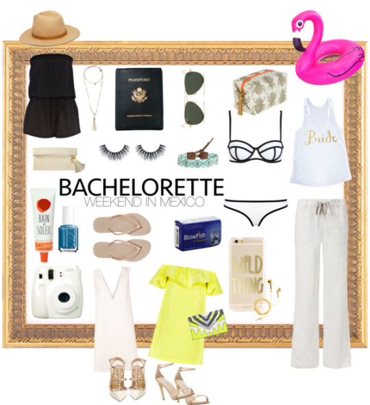 Handley Breaux Designs | mexico weekend | bachelorette weekend