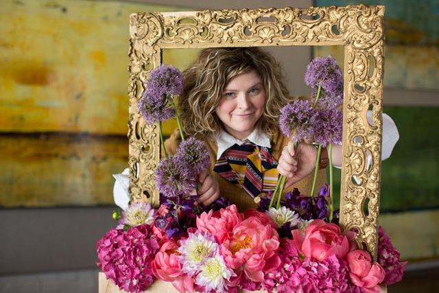mandy majerik | handley breaux designs | antiques at the gardens | floral tastemaker