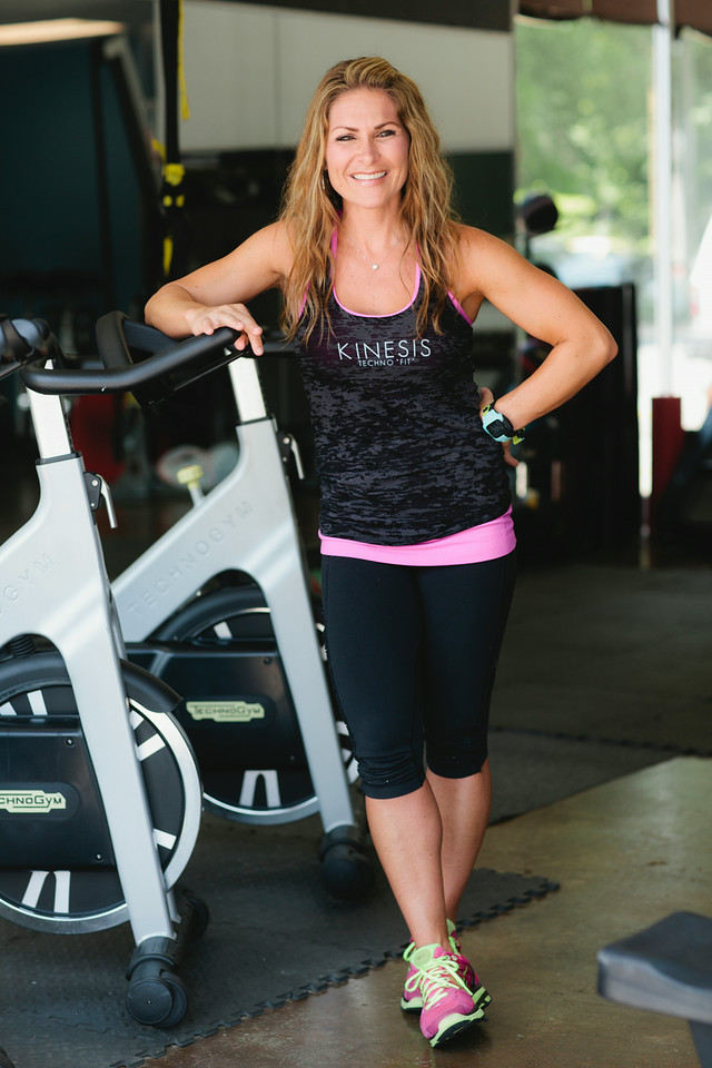 Shellie Davis | iFit Homewood | Handley Breaux Designs | Get Fit | Fitness Friday