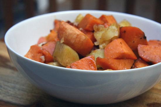 roasted sweet potatoes | handley breaux designs | lifestyle blog