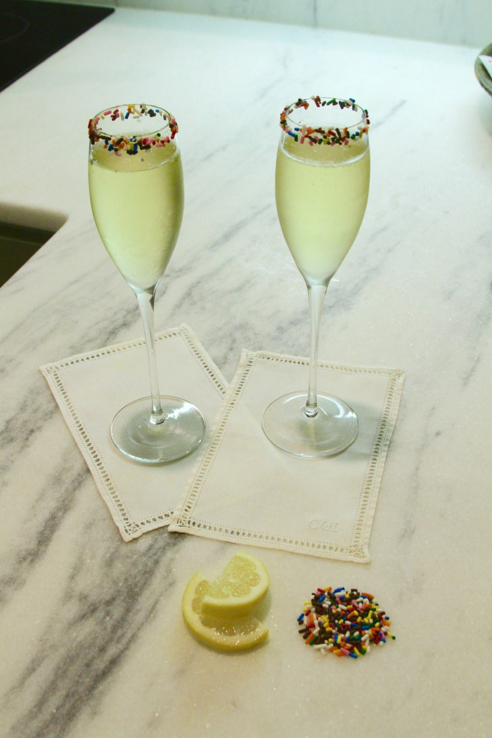 Handley Breaux Designs | new years cocktails | gray malin