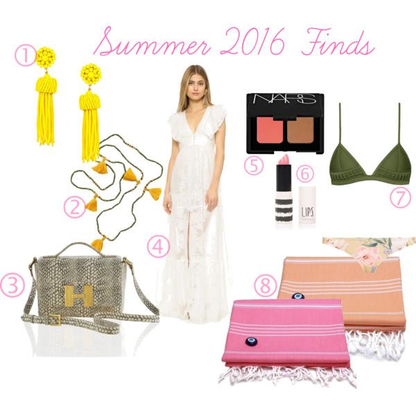 handley breaux designs | currently craving | summer 2016 lookbook | lifestyle blog | birmingham event planner | southern blogger