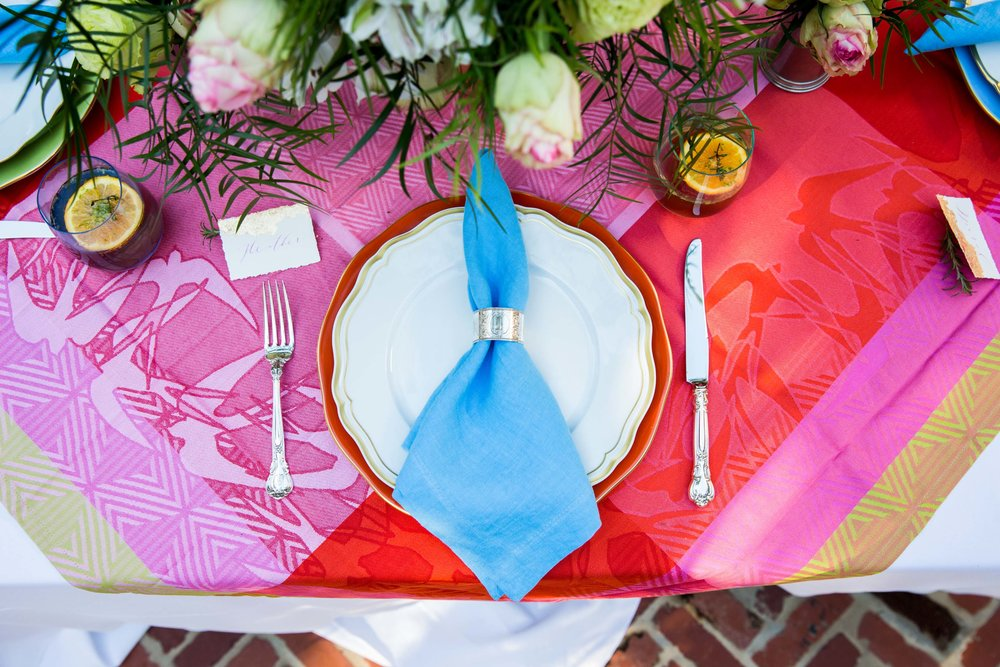 """Dinner Parties Made Easy"" as seen in Good Grit Magazine Spring 2016 