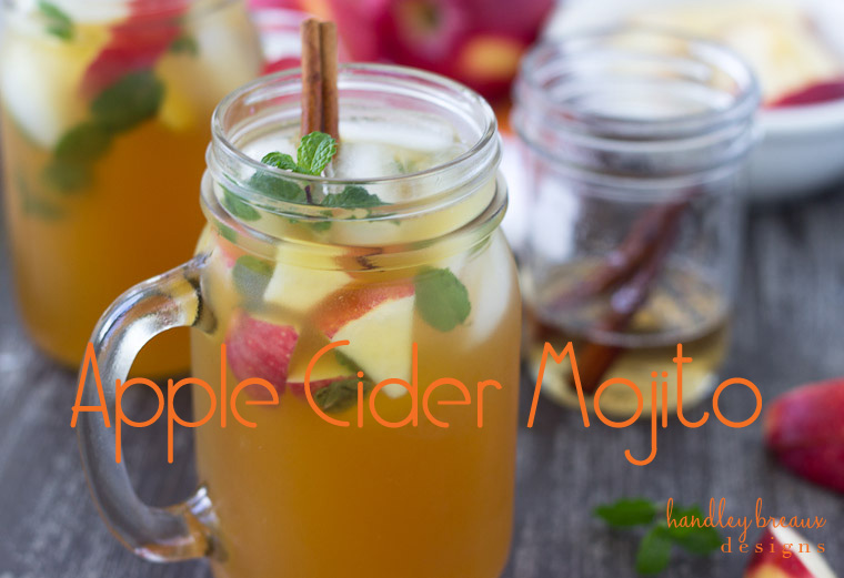 apple cider mojito_ handley breaux designs _ lifestyle blog