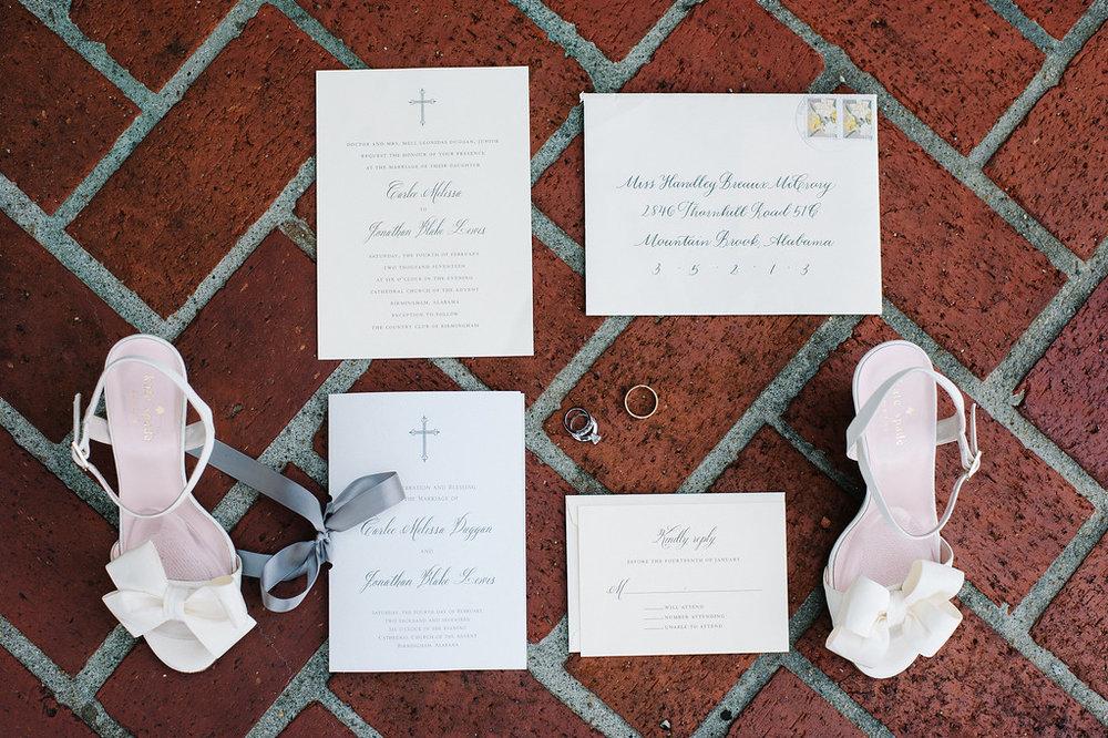 Handley Breaux Designs | Carlee & Blake