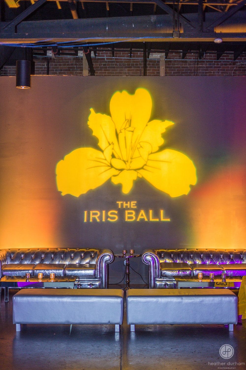 Handley Breaux Designs | Iris Ball