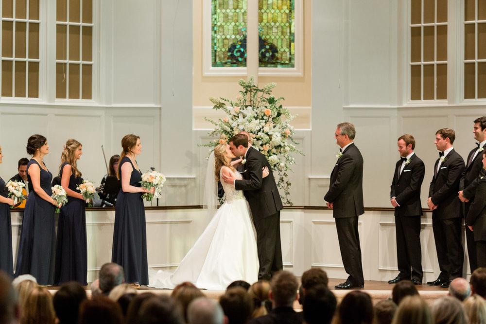 Handley Breaux Designs | Caroline & Reaves | Rebecca Long Photography | Alabama Bride | Birmingham wedding planner