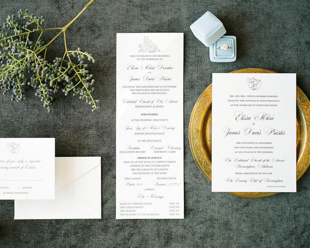 Handley Breaux Designs | Southern Wedding, Southern Wedding Planner, Southern Bride, Alabama Weddings, Alabama Bride, Alabama Wedding Planner, Birmingham Bride, Birmingham Wedding Planner, Birmingham Wedding