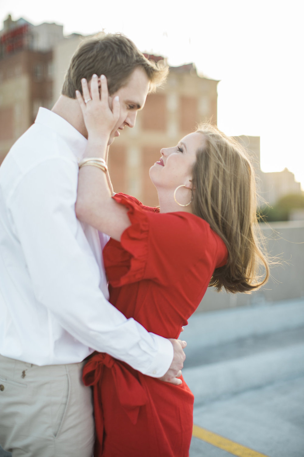 Handley Breaux Designs | Southern Wedding | Birmingham Wedding | Engagement Photos | Southern Bride