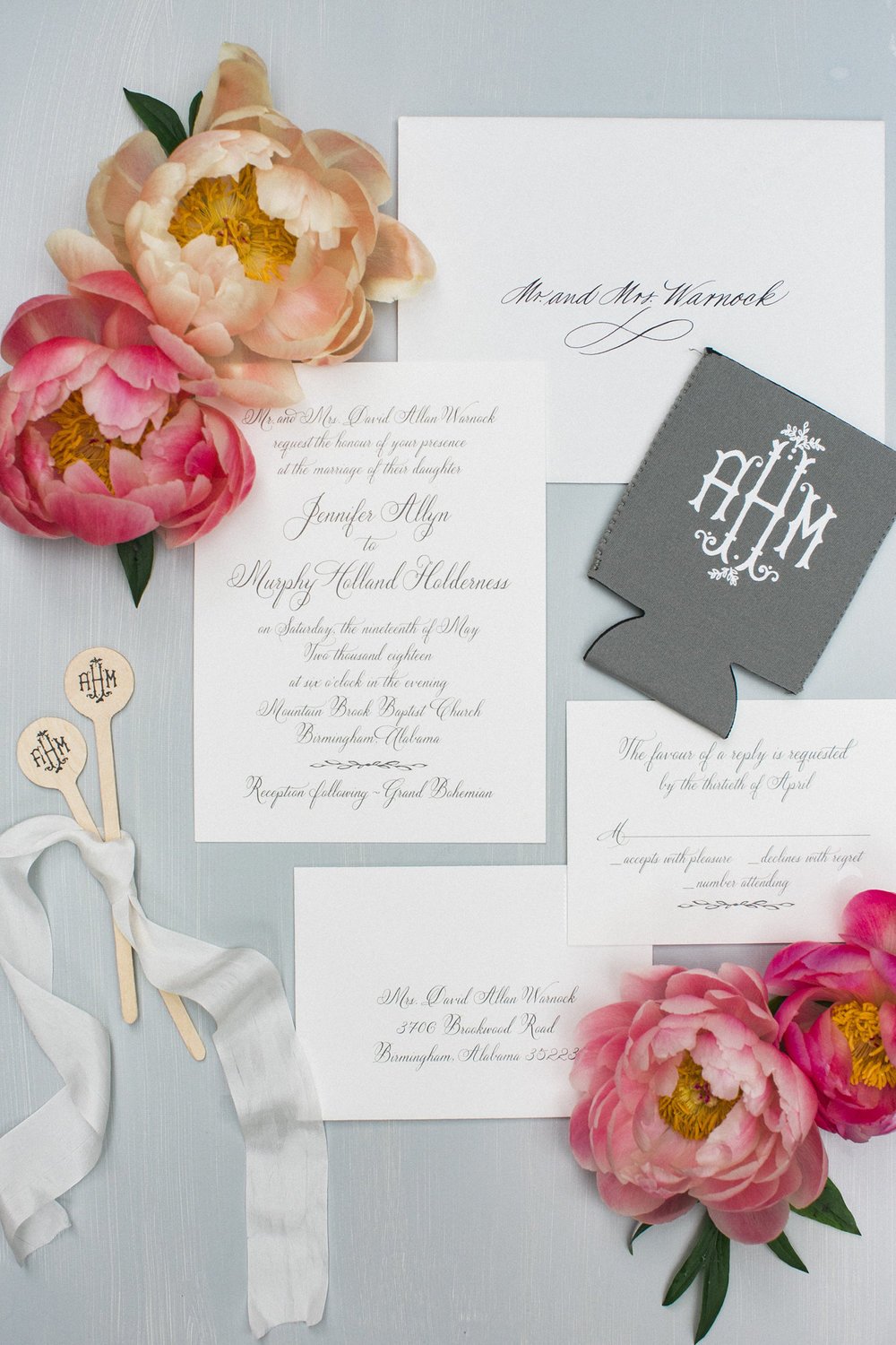 Handley Breaux Designs | Paper Suites
