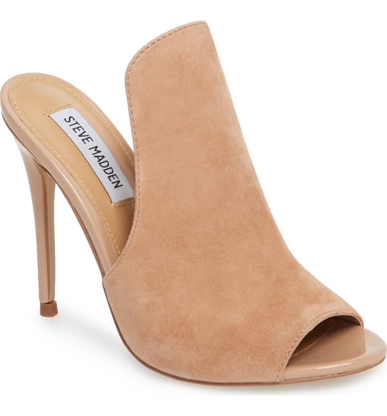 Suede shoes  are so in this fall!