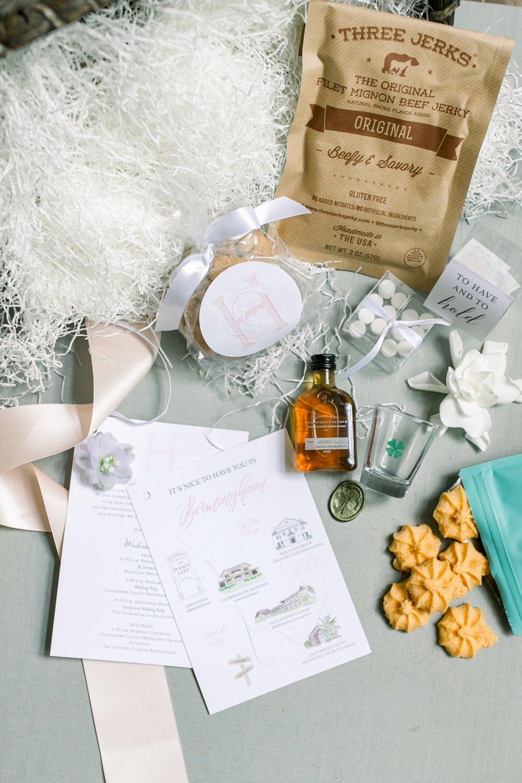 Handley Breaux Designs | Alisha Crossley Photography | Wedding Personalization