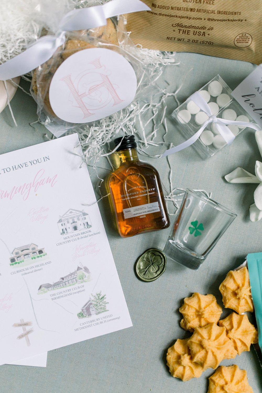 Alisha Crossley Photography | handley Breaux Designs |  Wedding Personalization