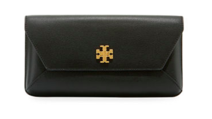 This  Tory Burch clutch  is a staple for your wardrobe! Perfect for a simple, classic touch.