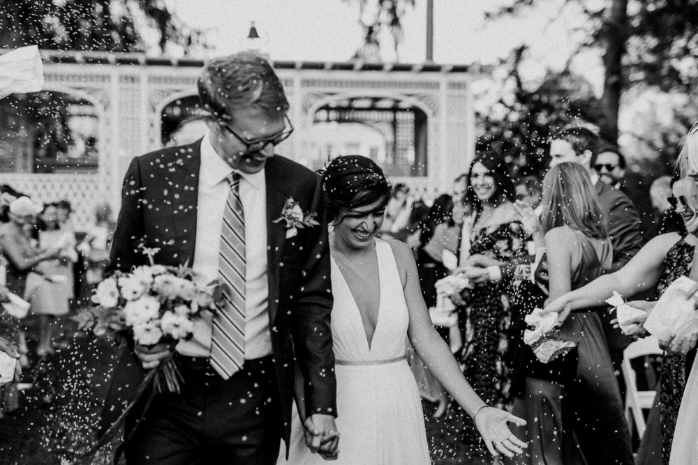 boho wedding in the Berkshires