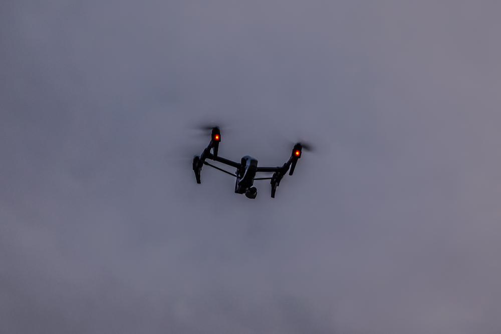 The public is still unsure about drones.