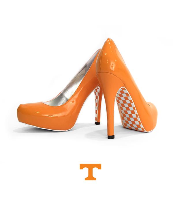 tennessee vol heels