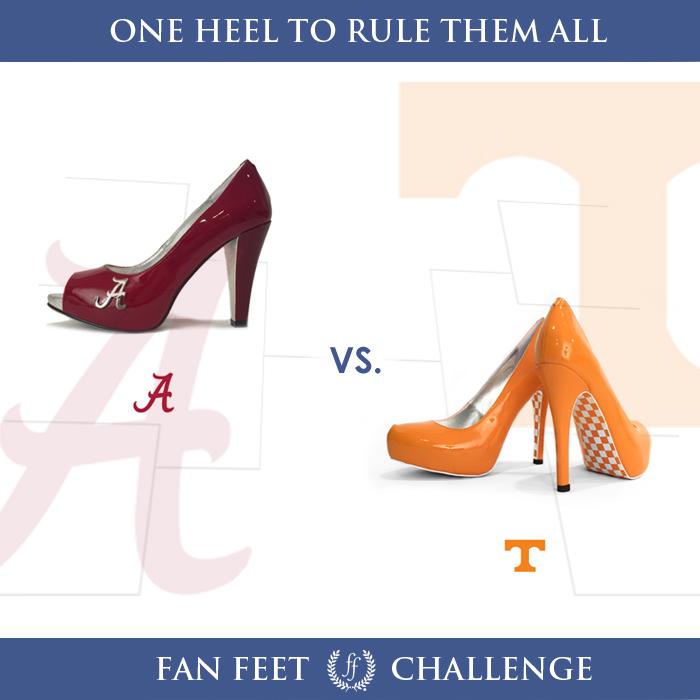 Bama Heels v Tennessee Vol Heels