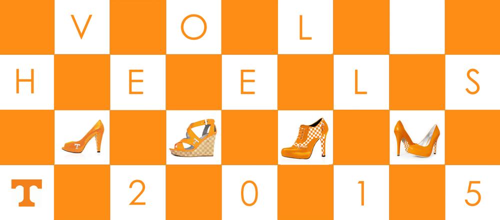 tennesse vol heels