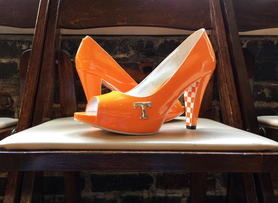 Vol Heels - Tennessee - Shauna