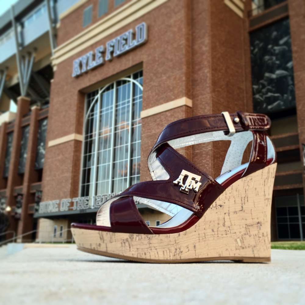 The Aggie Wedge