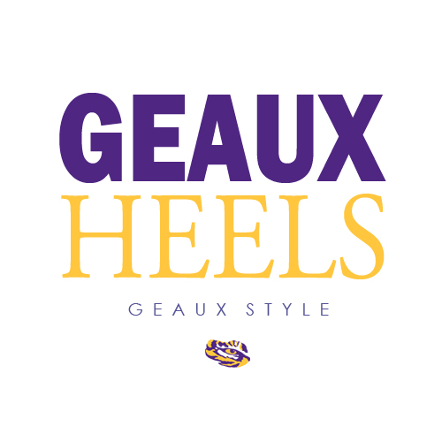 LSU Heels - Geaux Heels by Fan Feet