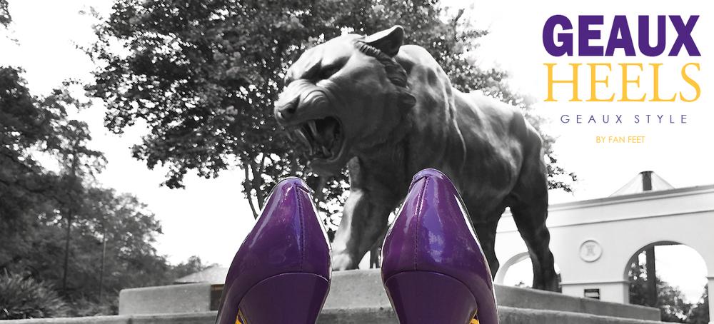 LSU Heels - Geaux Heels