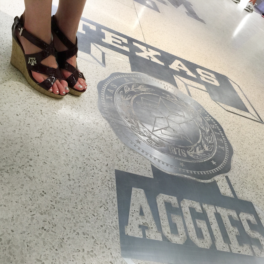 Texas A&M - Hall of Champions - Kyle Field