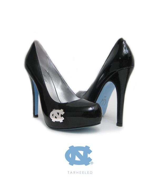 UNC High Heel - Chelsea Black
