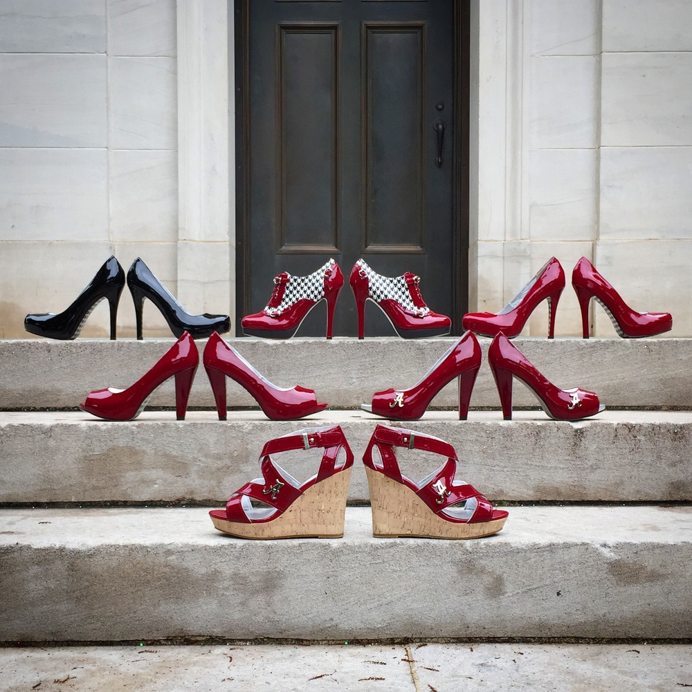 Alabama Heels Collection