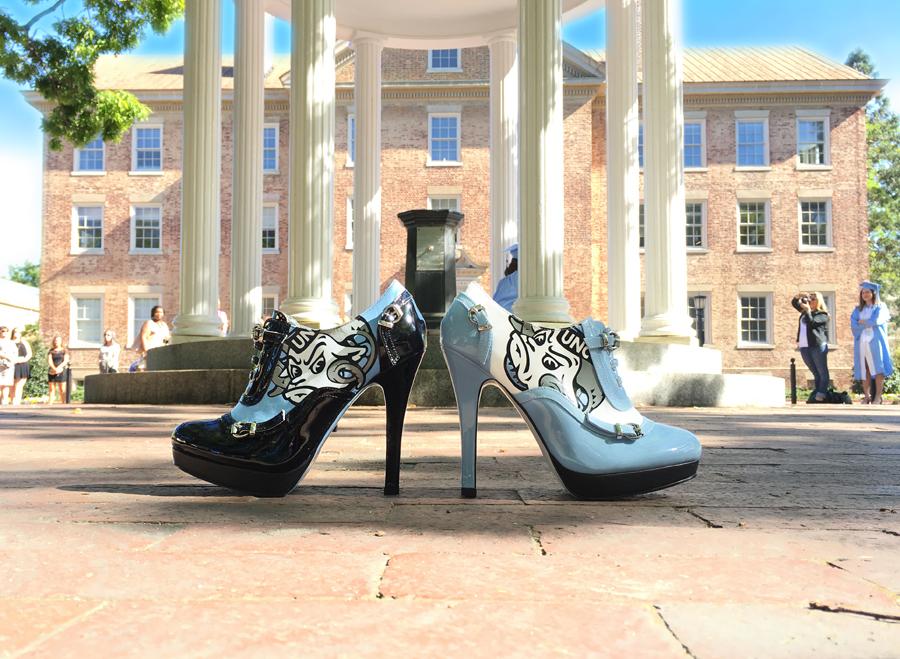 UNC High Heels - Booties