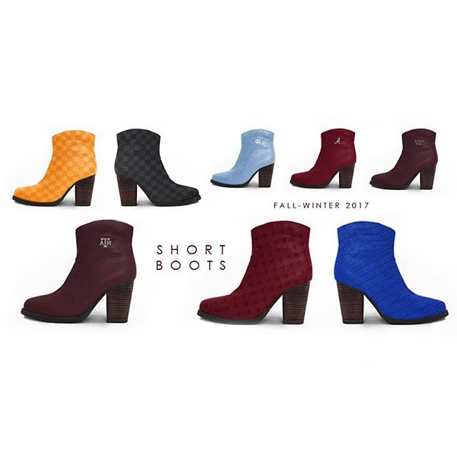 Short Boots! Pre-orders are open for our new short boots. Use the code DEMBOOTS for a pre-order thanks. In collaboration with @petite_fatale_shoes 👠 we will have certain brown and light brown versions in sizes 3, 4, and 5, in addition to sizes 6, 7, 8, and 9. Complete crazy talk I know. Keeping with our penchant from quality and comfort the new short boots are leather and have our rise-comfortable™ heel. Shipping is planned for late October and this will be the only run for the styles before the holidays. Santa's all about planning head.